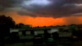 Burza w Międzyrzeczu Thumbnail