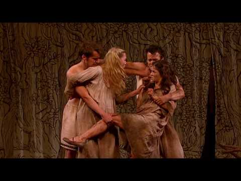Shakespeare: A MIDSUMMER NIGHT'S DREAM (Shakespeare's Globe)
