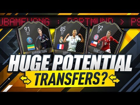 NEW BIG TRANSFERS?