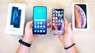 Honor 20 Pro vs Б/У iPhone за 60 000 Рублів - ЩО ВИБРАТИ? ПОВНЕ ПОРІВНЯННЯ!