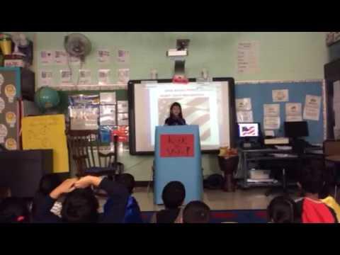 Stella Student Council Representative Speech
