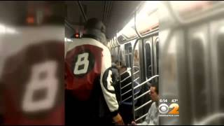 Man Says He Had No Choice But To Hit Woman Back In F Train Fight