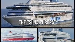 The ''Silja Europa''