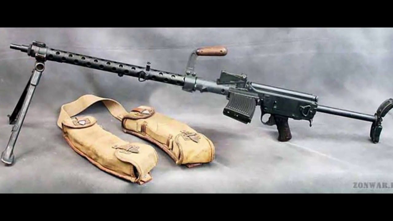 mg machine gun