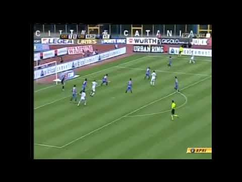 Il gol di Dessena in rovesciata contro il Catania uguale a quello di Cristiano Ronaldo