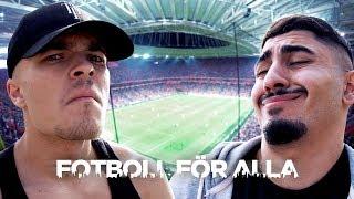 Vem är bäst bortasupporter? | Bilbao-ÖFK | Fotboll För Alla