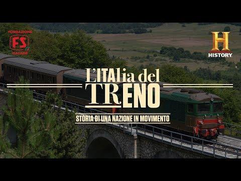 L'Italia del Treno, dal 22 ottobre su History.