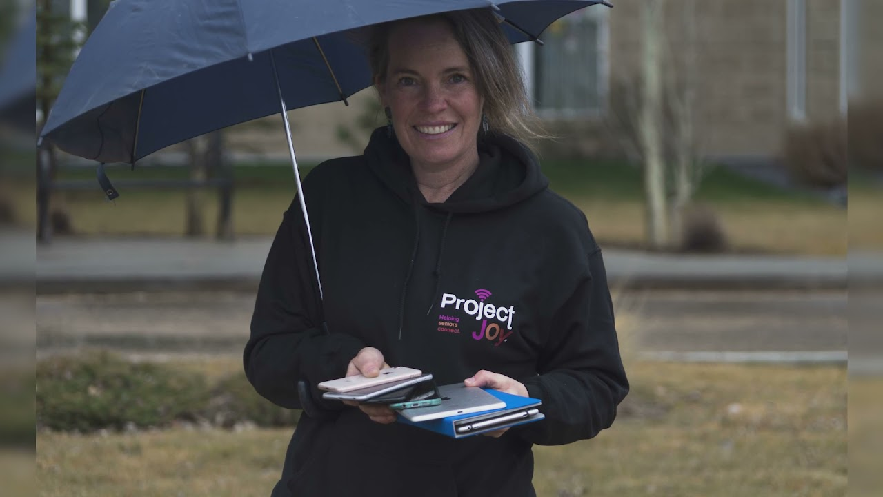 Project Joy recognized by Spruce Grove Recovers