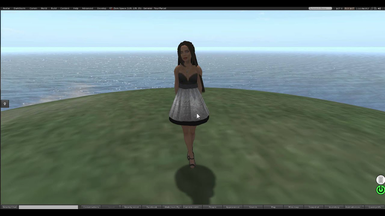 Episode 12: How to export your Second life avatar and inventory to  OS(Opensim)