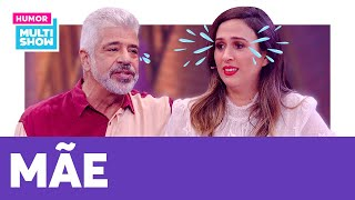 Tatá Werneck se emociona e lembra da MÃE com música de Lulu Santos 😭 | Lady Night | Humor Multishow