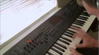 Slipknot Gematria Drum Cover (Yamaha Motif XF)