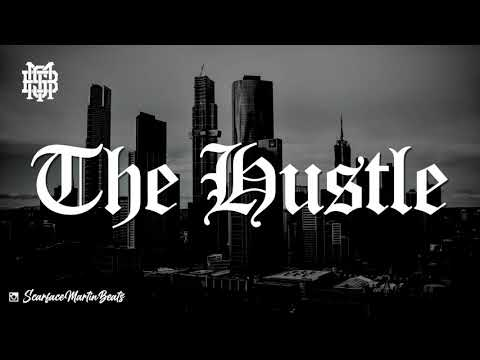 'The Hustle' – Hip Hop Underground Instrumental | Old School Type Boom Bap Beat | Base De Rap