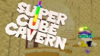 Caverne Super Cube - Roblox