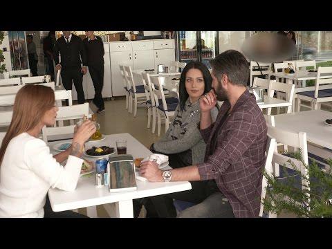 Kısmetse Olur 265. Bölüm- Hazal, Ayça ve Semih'i yemekte basıyor!