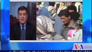 Abdul-Wali-Modaqiq on Afghan environmental protection - VOA Ashna