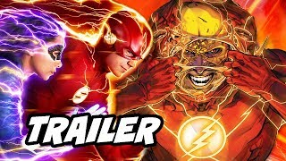 The Flash Season 5 Trailer - Reverse Flash and The Flash Museum Revealed