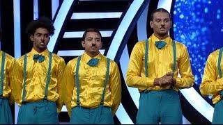 D3 D 4 Dance I Maramkothees - Navarasam round I Mazhavil Manorama