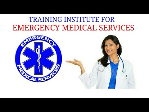 Post Graduate Diploma in Emergency Medical Services