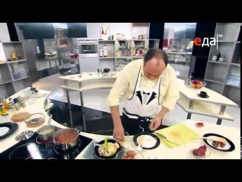 Мясо тушеное с паприкой рецепт от шеф-повара / Илья Лазерсон / венгерская кухня