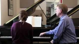 James Madison University Piano Area