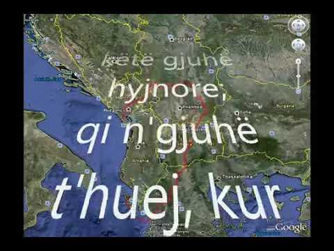 Gjergj Fishta - Gjuha Shqipe + Teksti I Poezisë