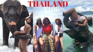 TRAVEL VLOG: THAILAND | Bangkok & Phuket