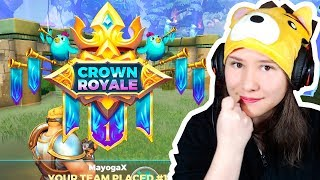 THE REALM ROYALE IS GOING TO BANKRUPT THE FORTNITE?