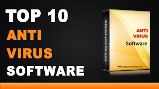 Best Antivirus Software for Windows Vista - Top 10 List