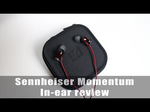 Sennheiser Momentum in-ear review - YouTube