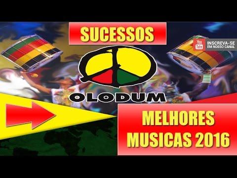 OLODUM - MELHORES MUSICAS 2016