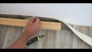 Как стелить линолеум правильно и сколько должен отлежаться, видео по укладке