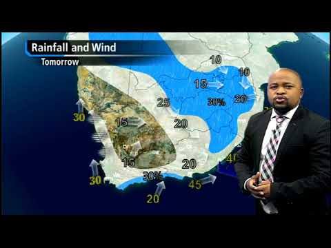 #SA weather forecast | 18 March 2018