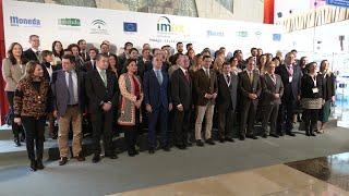 Moreno inaugura el encuentro IMEX-Andalucía