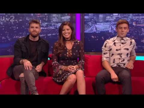 Tom Daley on the Xtra factor