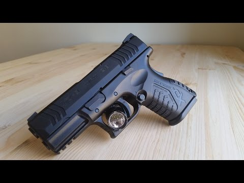 Springfield Armory XDm 3.8 Compact 9mm Review