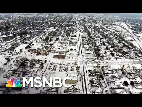 Texas Congressman: 'This Was Foreseeable. We Knew This Storm Was Coming' | The Last Word | MSNBC