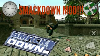 Bully: Anniversary Edition Smackdown MOD!!