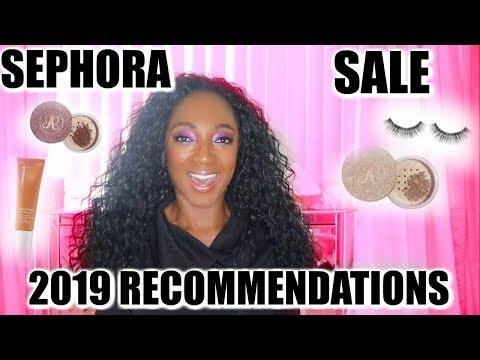 Sephora Spring VIB Sale 2019 | Sephora VIB Sale Recommendations