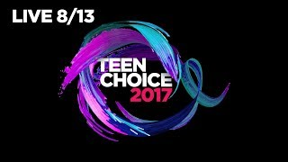 Red Carpet Live Stream in VR 180 - 2017 Teen Choice Awards thumbnail