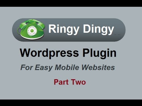 Ringy Dingy Two