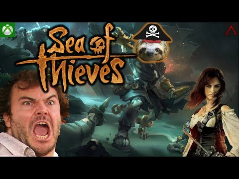 Sea of Thieves Xbox | 🏴PVP, SKELETON RAIDS, and voyages 😣. Xbox One Live Stream Gameplay.