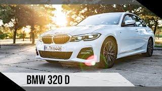 BMW 3er 320d   2019   Test   Review   Fahrbericht   MotorWoche   MoWo