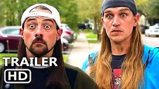 JAY AND SILENT BOB REBOOT Official Trailer (2019) Kevin Smith, Ben Affleck, Matt Damon Movie HD