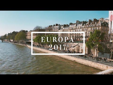 Europa 2017 (Oxford, Paris, Edimburgo)