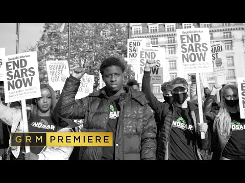 DTG  - My People #ENDSARS [Music Video] | GRM Daily