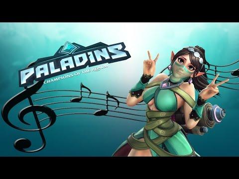 If Paladins Characters Had Theme Songs