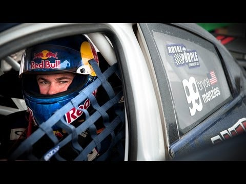 Drivin' Dirty w/ Bryce Menzies - SEASON PREMIERE - X Games RallyCross