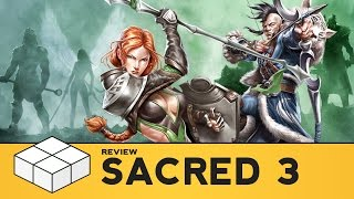 Sacred 3 - Review