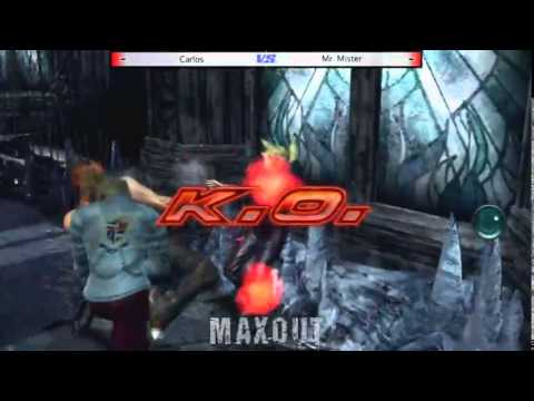 MAXOUT 4122014 Tekken Tag Tournament 2 Top 6