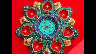 Beautiful Diwali Diya Tray Collection||Teracotta Diya Tray||